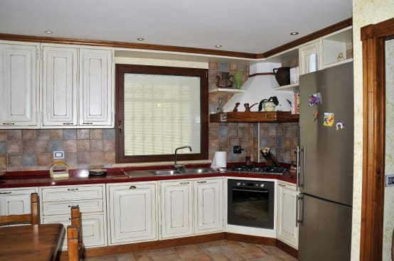 Homify - Cucina country bianca ...