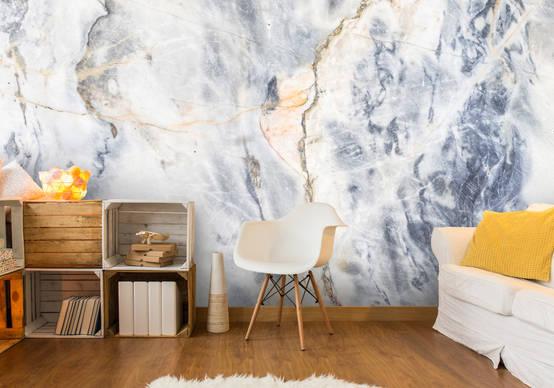 Blue And White Marble : Sposobów na włączenie białego marmuru do każdego wnętrza