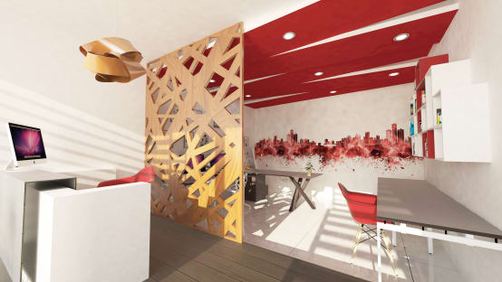 Homify for Estudios diseno de interiores