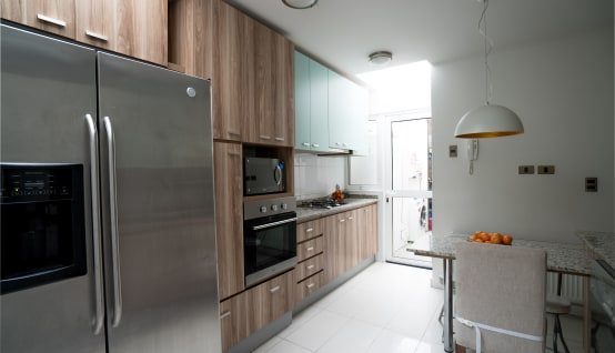 Homify for Muebles cocina completa