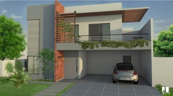 20 renders de fachadas para dise ar tu propia casa - Disenar tu propia casa ...