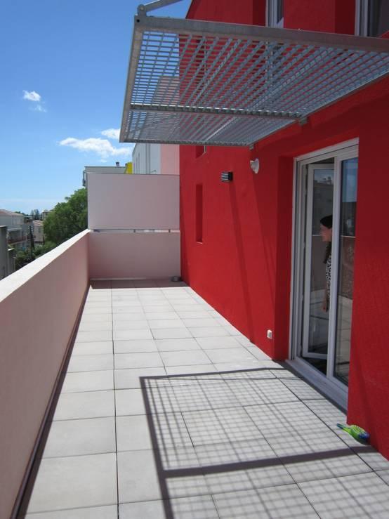 Vom leeren balkon zur gr nen wohlf hloase for Garten pool leeren