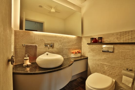 A beautiful and well planned faridabad home for Hometown furniture faridabad