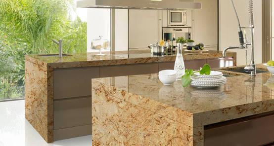 7 razones por las que elegir una encimera de granito para - Granitos para encimeras de cocina ...
