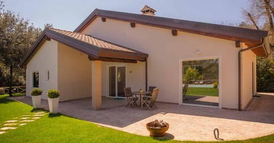 Una casa de familia tradicional su interior es precioso for Lacost case in legno