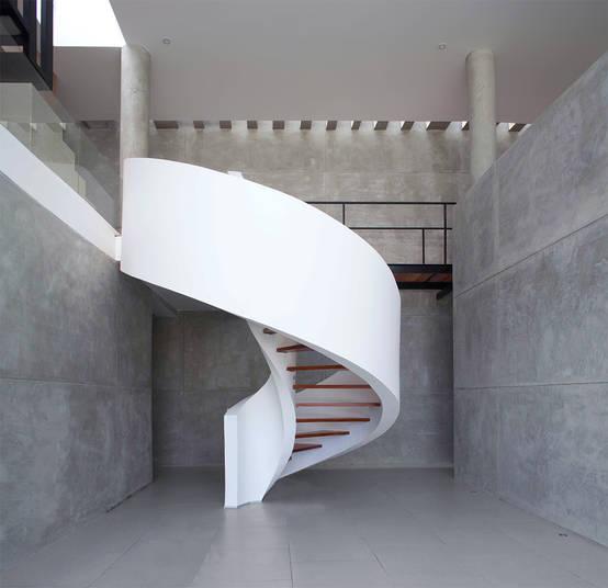 10 Escaleras impresionantes que se convertirán en las protagonistas de tu casa | homify