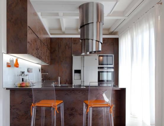 C mo dise ar una cocina moderna y funcional for Como disenar una cocina moderna