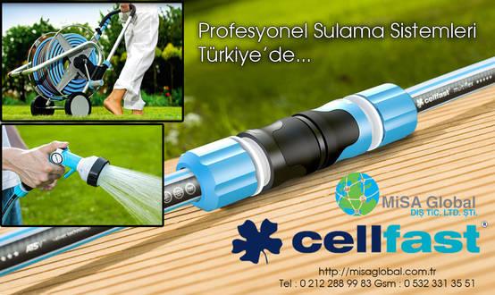 Cellfast Bahçe Sulama Sistemleri