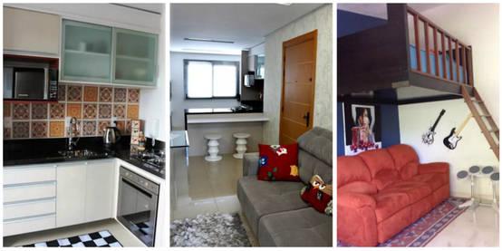 Casas de infonavit 21 ideas para aprovechar el espacio - Casas amuebladas modernas ...
