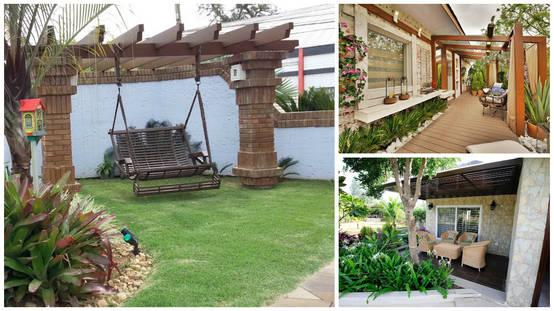 40 foto di pergole spettacolari ma facili da costruire nel for Case facili da costruire