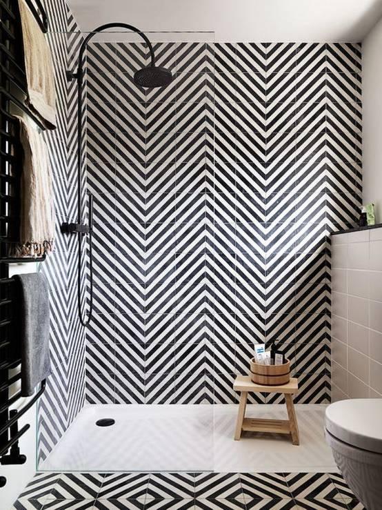 Ideas para baños blancos y MUY luminosos   homify