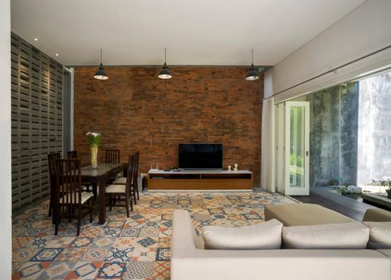 Ruang Keluarga & Ruang Makan View 3