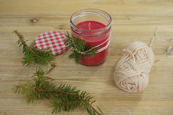 Cómo hacer una vela ecológica en casa ¡Sin nada de cera!