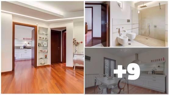 Un appartamento moderno da favola roma - Bagno da favola ...