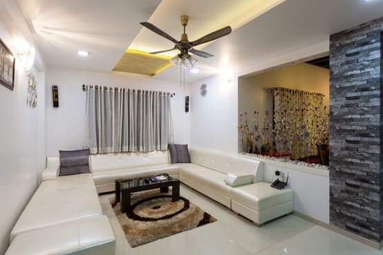 A gorgeous and spacious penthouse in Kolhapur