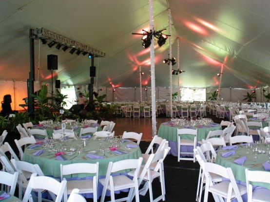 Event Setup and Decor