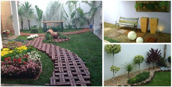 Mas De 20 Jardines Pequenos Y Faciles De Hacer
