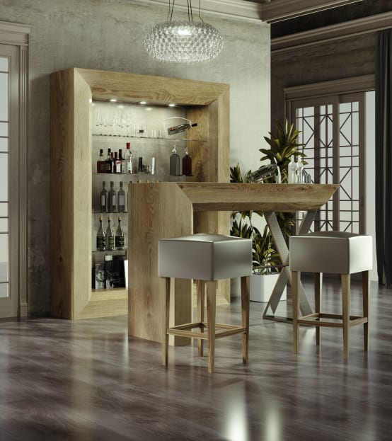 Homify - Barras de bar para casas ...