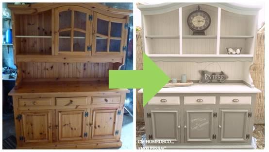Piccola Credenza Da Restaurare : Fai da te: come restaurare un mobile antico in legno