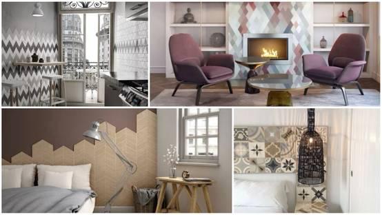 8 tipi di piastrelle da tenere docchio per il rivestimento delle pareti
