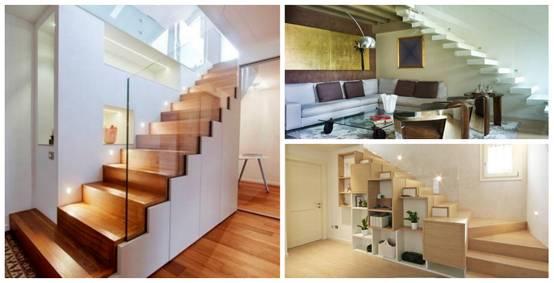 30 Diseños De Escaleras Para Casas Modernas