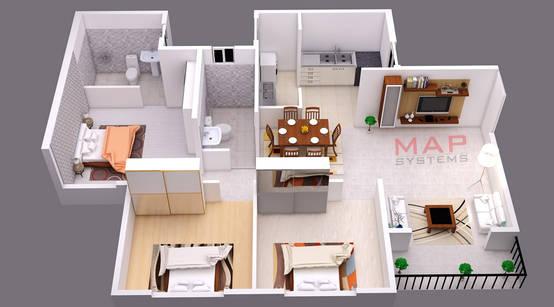 House Design Ideas With Floor Plans