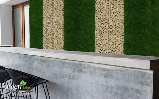 Giardini Interni Idee Casa Green : Homify