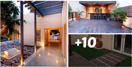 Pisos Para Exteriores 10 Ideas Para Patios Y Terrazas