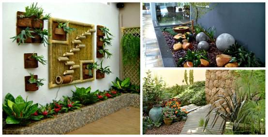 20 jardines peque itos que podr s hacer en un dos por tres for Arbolitos para jardines pequenos