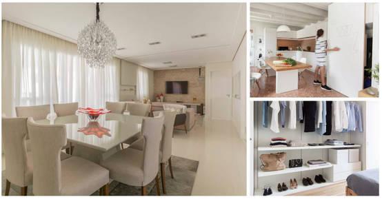 M s de 20 ideas para ahorrar espacio en una casa peque a - Ahorrar para una casa ...
