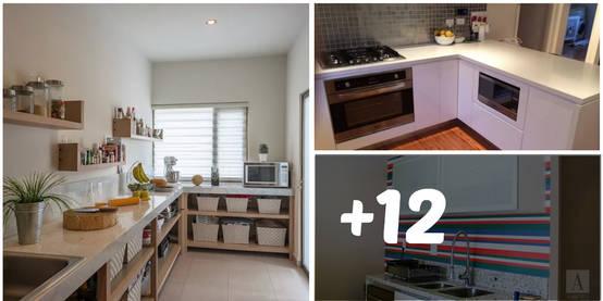12 ideas para dise ar tu cocina sin gastar mucho dinero - Disenar tu cocina ...