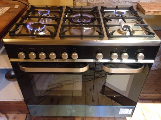 Oven and Cooker Installation