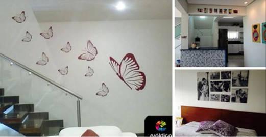Te damos 11 ideas econ micas para decorar las paredes de tu casa - Paredes economicas ...
