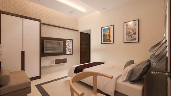 A neat and modern kolkata home perfect for a small family for Small house design in kolkata