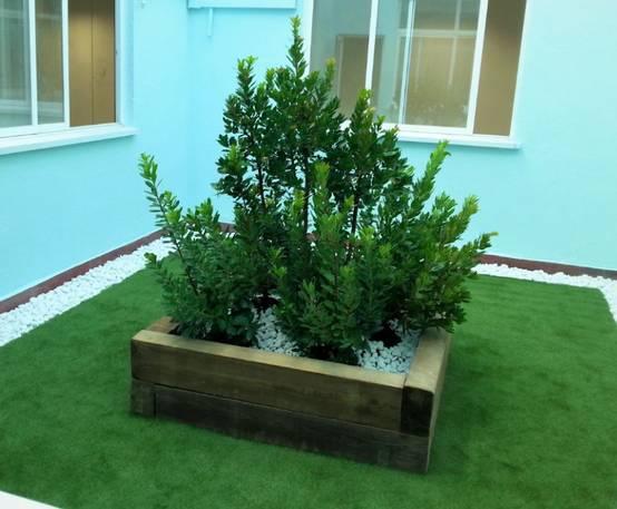 Rboles y arbustos para un jard n peque o con encanto - Pequenos jardines con encanto ...