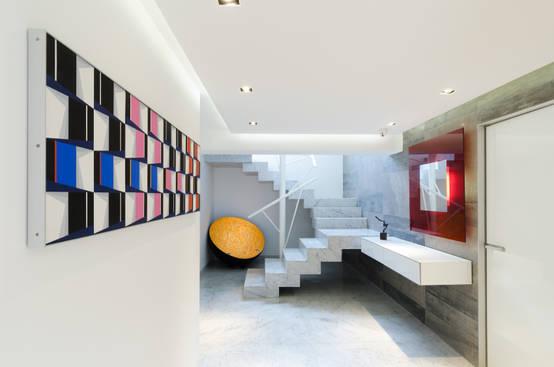 10 Ideas para elegir la decoración y el mobiliario de pasillos y halls como profesionales | homify