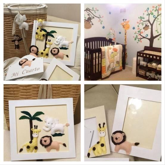 Tips para definir la decoraci n del cuarto de un beb - Libros de decoracion de interiores ...
