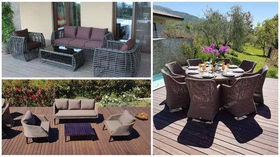 Arredamento da giardino 9 idee fantastiche lazio - Idee arredamento giardino ...