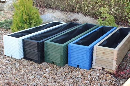 Bahçe Saksısı Modelleri 1