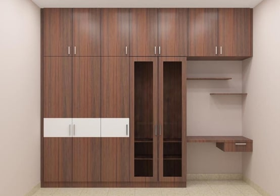 amusing wardrobe interior design | Wardrobe designs from interior designers in Bangalore