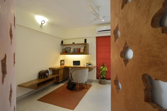 Redesigning spaces in a Mumbai home by local architects