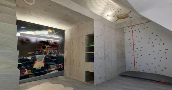 Kinderkamers Op Zolder : Zolder verbouwen tot slaap of kinderkamer verbouw gigant