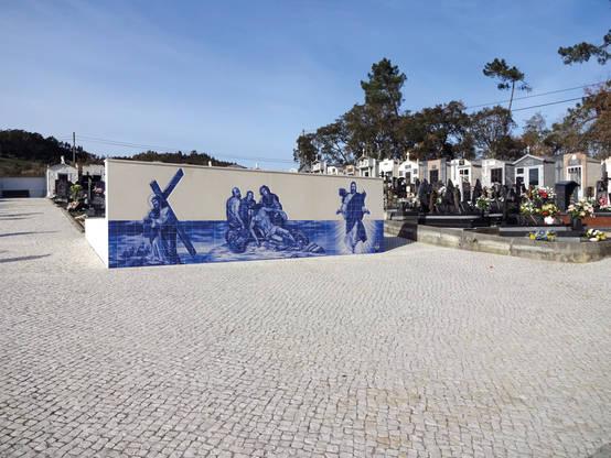 Painel de azulejo Espite – Ourém