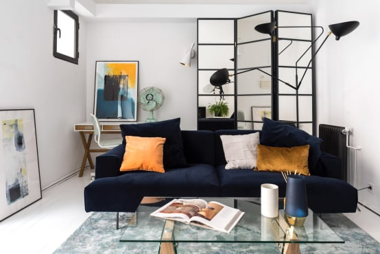 Armario multifuncional para pequeño piso de Madrid