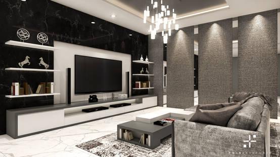 Living Room Mr. T