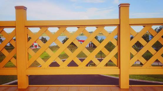 Composite fence