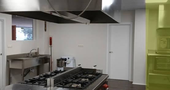 Cocina.