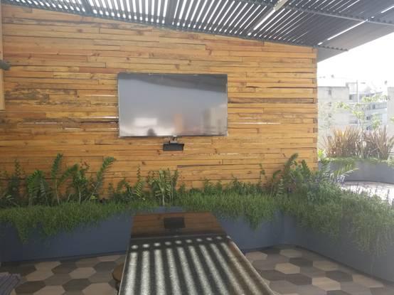 Rehabilitación de roof garden en Ciudad de México. Costo: 800,000 pesos