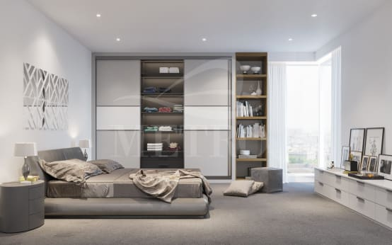 Fitted Wardrobes: The ideal storage solution