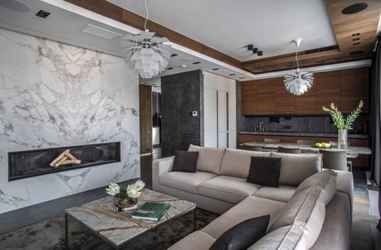 25 потрясающих интерьеров гостиных комнат | homify